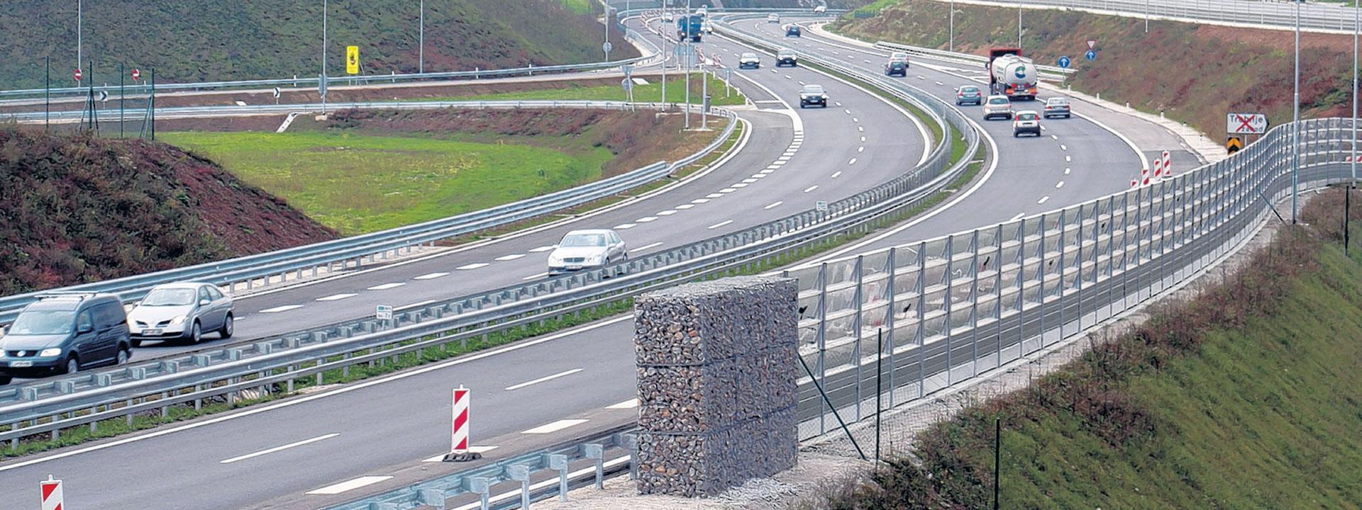 Cestne varnostne ograje
